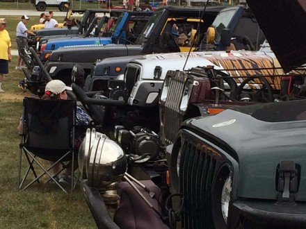 PA Jeeps 2014 All Breeds Jeep Show – 19th Annual